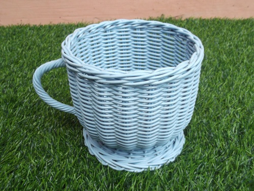 RATTAN CUP